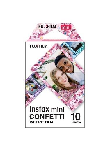 Fujifilm instax mini Confetti 10'lu Film Renkli